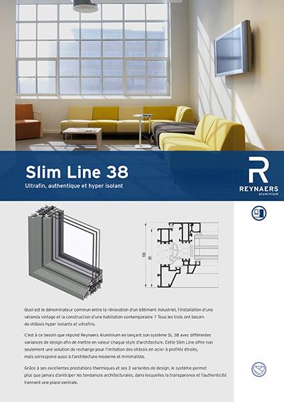 Slim Line 38